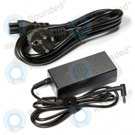 Classic PSE50123 Power supply with cord (19V, 3.42A, 65W, C6, 4.5x2.8mm S-pin) PSE50123 EU