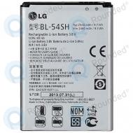 LG EAC62018201, EAC62018301 Battery BL-54SH 2540mAh EAC62018201