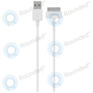 Samsung USB data cable 30pin white ECB-DP4AWE ECB-DP4AWE