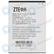 ZTE Li3825T43P3h775549 Battery 2500mAh Li3825T43P3h775549