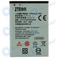 ZTE W815W Battery Li3712T42P3h634445 1200mAh Li3712T42P3h634445