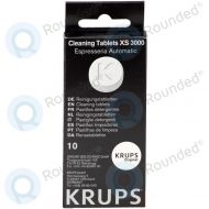 Krups  Cleaning tabs 10 pieces XS 3000 XS300010