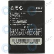 Coolpad 5213, 8122 Battery CLPD-111 1500mAh