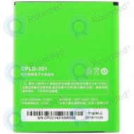 Coolpad F2 8675 Battery CPLD-351 2500mAh
