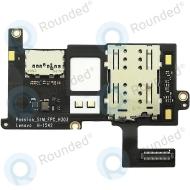 Lenovo Vibe P1 Sim reader