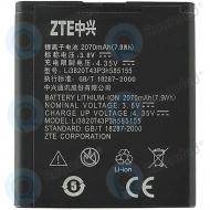 ZTE V983, N983 Battery LI3820T43P3H585155 2070mAh LI3820T43P3H585155
