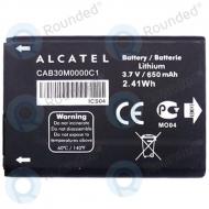 Alcatel CAB30M0000C1, CAB2210001C1 Battery 650mAh CAB30M0000C1