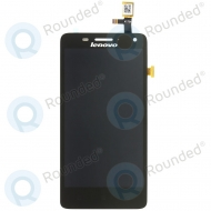 Lenovo S660 Display module LCD + Digitizer black