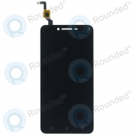 Lenovo Vibe K5 Plus Display module LCD + Digitizer black