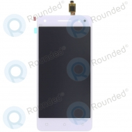 Lenovo Vibe S1 Lite Display module LCD + Digitizer white