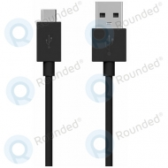 Sony EC801 MicroUSB data cable 1 meter black 1277-8465 1277-8465