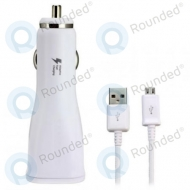 Samsung Adaptive fast car charger 1670mAh incl. MicroUSB data cable white EP-LN915UW EP-LN915UW