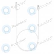 Samsung USB combo cable microUSB/microUSB type-C white EP-DG930DWEGWW EP-DG930DWEGWW