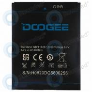 Doogee KissMe Battery B-DG580 H0820DG5800255 2500mAh