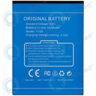 Doogee Valencia 2 Pro Y100 Battery 2200mAh