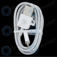 Huawei KA065 microUSB data cable 1 meter white