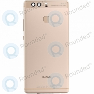 Huawei P9 Back cover gold rose