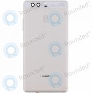 Huawei P9 Dual Sim (EVA-L19) Back cover silver 02350SQK