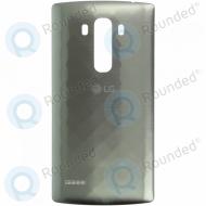 LG G4s, G4 Beat (H735) Battery cover metallic grey ACQ88311401