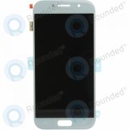 Samsung Galaxy A5 2017 (SM-A520F) Display unit complete blue GH97-19733C GH97-19733C
