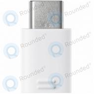 Samsung USB typ-C to microUSB adapter white EE-GN930KWEGWW EE-GN930KWEGWW