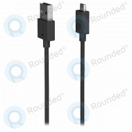 Sony UCB-16 microUSB data cable black