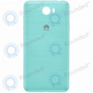Huawei Y5 II 2016 4G (CUN-L21) Battery cover blue 97070PAM