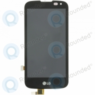 LG K3 (K100DS) Display module LCD + Digitizer black EAT63274701