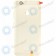 Huawei Nova Battery cover gold without logo