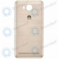 Huawei Y3 II 2016 3G (LUA-U22) Battery cover gold 97070NNV