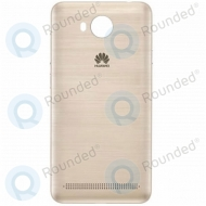 Huawei Y3 II 2016 4G (LUA-L21) Battery cover gold 97070NBE