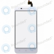 Lenovo Vibe C2 (K10A40) Digitizer touchpanel white