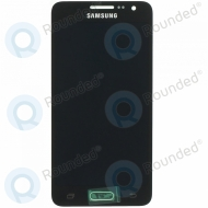Samsung Galaxy A3 (SM-A300F) Display unit complete black GH97-16747B GH97-16747B