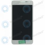 Samsung Galaxy A3 (SM-A300F) Display unit complete silver GH97-16747C GH97-16747C
