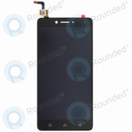 Lenovo K6 Note Display module LCD + Digitizer black