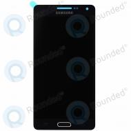 Samsung Galaxy A5 (SM-A500F) Display unit complete black GH97-16679B GH97-16679B