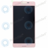 Samsung Galaxy A5 (SM-A500F) Display unit complete pink GH97-16679E GH97-16679E