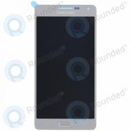 Samsung Galaxy A5 (SM-A500F) Display unit complete silver GH97-16679C GH97-16679C