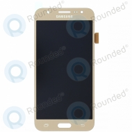Samsung Galaxy J5 (SM-J500F) Display unit complete gold GH97-17667C GH97-17667C
