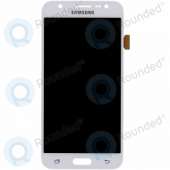Samsung Galaxy J5 (SM-J500F) Display unit complete white GH97-17667A GH97-17667A