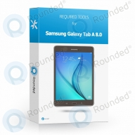 Samsung Galaxy Tab A 8.0 Toolbox