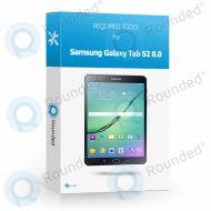 Samsung Galaxy Tab S2 8.0 Toolbox