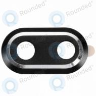 Apple iPhone 7 Plus Aluminium protective ring black