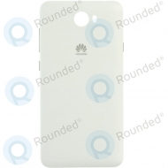 Huawei Y5 II 2016 4G (CUN-L21) Battery cover white 97070NVY