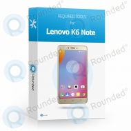 Lenovo K6 Note Toolbox