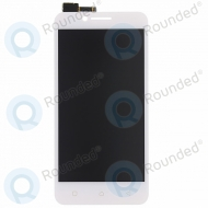 Lenovo Vibe C (A2020) Display module LCD + Digitizer white
