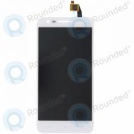 Lenovo C2 (K10A40) Display module LCD + Digitizer white
