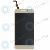 Lenovo K5 Display module LCD + Digitizer gold