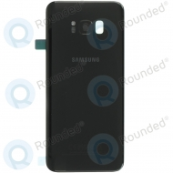 Samsung Galaxy S8 Plus (SM-G955F) Battery cover black GH82-14015A