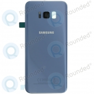 Samsung Galaxy S8 Plus (SM-G955F) Battery cover blue GH82-14015D